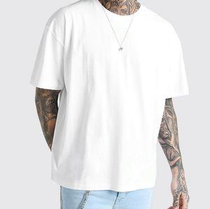 BoohooMAN oversized crew neck t shirt